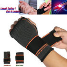 Elastic Wrist Support Hand Brace Compression Glove Carpal Tunnel Wrap Arthritis