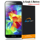 Upgraded 6520mAh Extra Battery USB Charger for Samsung Galaxy S5 Active SM-G870A