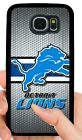 DETROIT LIONS PHONE CASE FOR SAMSUNG GALAXY & NOTE 5 S6 S7 EDGE S8 S9 S10 E PLUS $14.88 USD on eBay