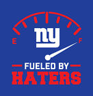 New York Giants Fueled By Haters shirt Saquon Barkley Eli Jones football t-shirt $20.00 USD on eBay