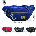 Fanny Pack Men Women Waist Belt Bag Purse Hip Pouch Travel Sport Bum 0001