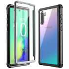 For Samsung Galaxy Note 10 Plus/S10 Case Shockproof Screen Protector Cover Clear