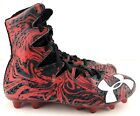 Under Armour Highlight Lux MC Football Cleats Red Mens 1297953-061 Choose Sz