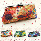 Ladies Vintage Floral Wallet Clutch Purse Long Womens Handbag Coin Cards Holder image