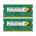 For Micron 8GB 16GB 32GB PC3-12800 DDR3L 1.35V 1600MHz SODIMM Laptop Memory Lot picture
