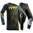 NEW Thor MX 2018 Pulse Rodge Black Multi Jersey Pants Adult Motocross Gear Set