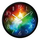 Creative Art Quartz Wall Clock Modern Simple Design Home Wall Watch Digital Uniq