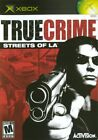 TRUE CRIME STREETS OF LA for Original Microsoft Xbox System