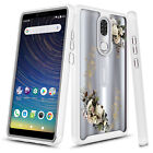 For Coolpad Legacy Graphic Shockproof Impact Protective Full-Body Hybrid Case