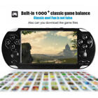 "X9S 4.1"" 8GB MP3 Video Player Camera Handheld Game Console Portable NEW"