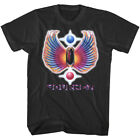 Journey Greatest Hits Album Cover Men's T Shirt Rock Band Art Tour Concert Merch image