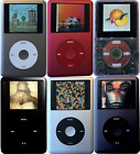 Apple iPod Classic 6th Generation 80GB Black Silver Gray Red Transparent New