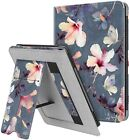 For Kindle Paperwhite 10th Gen 2018 Case Stand Cover with Card Slot Hand Strap