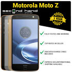 Motorola Moto Z  -32/64GB - (UNLOCKED/SIMFREE) Smartphone (1 Year Warranty)