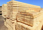 Buy British - Sleepers - larch - Various sizes milled @ 2.4m length