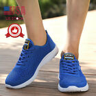 Men's Big Size Quick-dry Mesh Water Shoes Lightweight Walking Fitness Sneakers