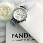 2019 New Pandoras Watch Stainless Steel Calendar Woman & Men's Bear Watch image