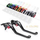 CNC Long Brake Clutch Levers for TRIUMPH SPEED TRIPLE 04-07 & TIGER 800 2011-14 $30.63 USD on eBay