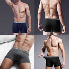 Falari Men's 4-Pack Bamboo Rayon Briefs or Boxer Briefs Underwear Ultra Soft