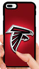 ATLANTA FALCONS NFL PHONE CASE FOR iPHONE XS MAX XR X 8 7 PLUS 6 PLUS 5C 5 5S SE $19.88 USD on eBay