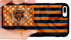 CHICAGO BEARS NFL PHONE CASE FOR iPHONE XS MAX XR X 8 7 6S 6 PLUS 5 5S SE 5C 4S $15.88 USD on eBay