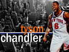 Tyson Chandler New York Knicks NBA Wall Print POSTER FR on eBay