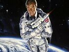 Roger Moore Moonraker Movie Actor Wall Print POSTER UK £14.95 GBP on eBay