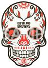 Cleveland Browns Skull sublimation or color iron on transfer (choice of 1) $3.25 USD on eBay