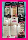 Kiss Nail Dress Polish Strips Applique Apps Stickers Wrap U PICK COLOR New Gift!