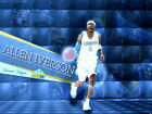 Allen Iverson Denver Nuggets NBA Wall Print POSTER US on eBay