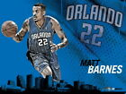 Matt Barnes Orlando Magic NBA Wall Print POSTER US on eBay