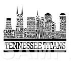 Tennessee Titans sublimation or color iron on transfer (choice of 1) $3.25 USD on eBay
