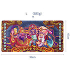 BUBM Extended Mouse Pad,Large Laptop Office Game Chinese Arts Lucky Pattern Gift
