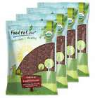 Organic Cacao Nibs - Unsweetened, Non-GMO,Kosher,Sirtfood,Bulk – by Food to Live