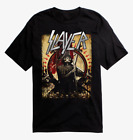 Slayer SKELETON SOLDIER T-Shirt Heavy Metal Band NEW Licensed & Official  image