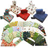 100% Recycled ECO Friendly Christmas Gift Wrap Wrapping Paper+Tags (2-10 sheets)