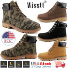 Kyпить Men's Winter Snow Work Shoes Waterproof Leather Outdoor Martin Boots Ankle Shoes на еВаy.соm