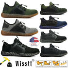 Kyпить Mens Steel Toe Safety Labor Shoes Work Boots Lightweight Indestructible Sneakers на еВаy.соm