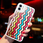 For iPhone 11 / Pro / Max Bling Liquid Quicksand Shockproof Glitter Case Cover