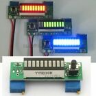 LM3914 10 Segment 5V 12V Battery Capacity Power Level LED Indicator Display Kits