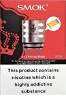 SMOK TFV12 PRINCE Coils | Q4 | M4 | X6 | T10 | DUAL, TRIPLE, MAX MESH | P-Tank <br/> AUTHENTIC COILS | SCRATCH CODE |  FAST & FREE RM 1ST