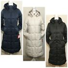 The North Face Rhea Down Parka Coat Black Blue White XS S M L XL