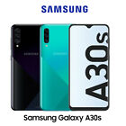 New Samsung Galaxy A30s 128gb/64gb  Dual Sim Android Phone  3 Colours Unlocked