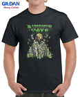 DANGEROUS TOYS 1989 TOUR 80s GILDAN Heavy Cotton T-Shirt Size S - 2XL image