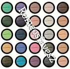Sephora Colorful Eyeshadow Matte Glitter Shimmer YOUR CHOICE! Fast Ship NEW