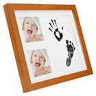 Newborn Baby Footprint Handprint Photo Frame Stamp Ink Pad Keepsake Printing