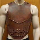 Viking Vintage Leather Armor Harness Cosplay Costume Accessories Gladiator US