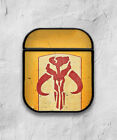 Star Wars Mandalorian Symbol case for AirPods 1 or 2 protective cover skin $15.99 USD on eBay