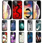 For Apple iPhone 11 PRO (5.8) Hybrid Dual Layer Fitted Protective Slim Case