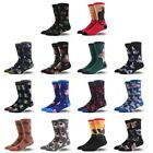14 Styles Mens Cotton Socks Animal Fruit Printed Novelty Funny Casual Sock NEW